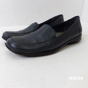 Trotters Women's Leather Low Heel Slip On Loafers